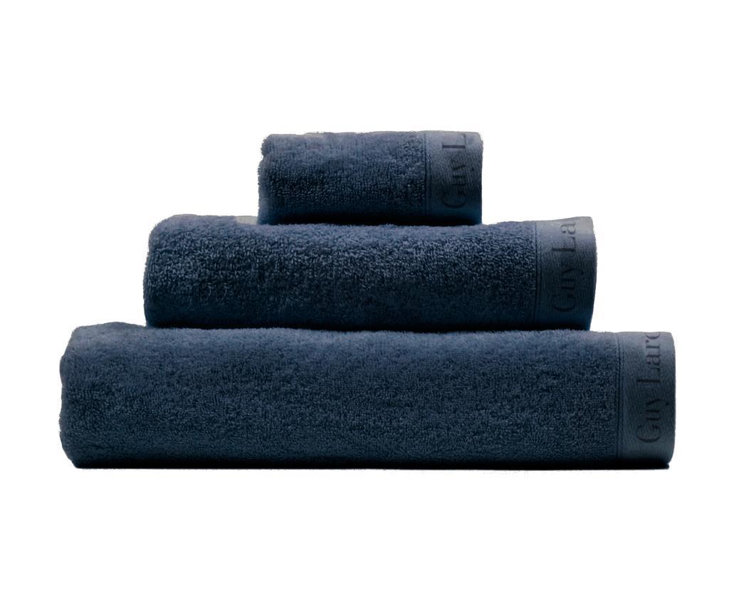 Ręcznik kąpielowy Soul Navy 100x150 cm