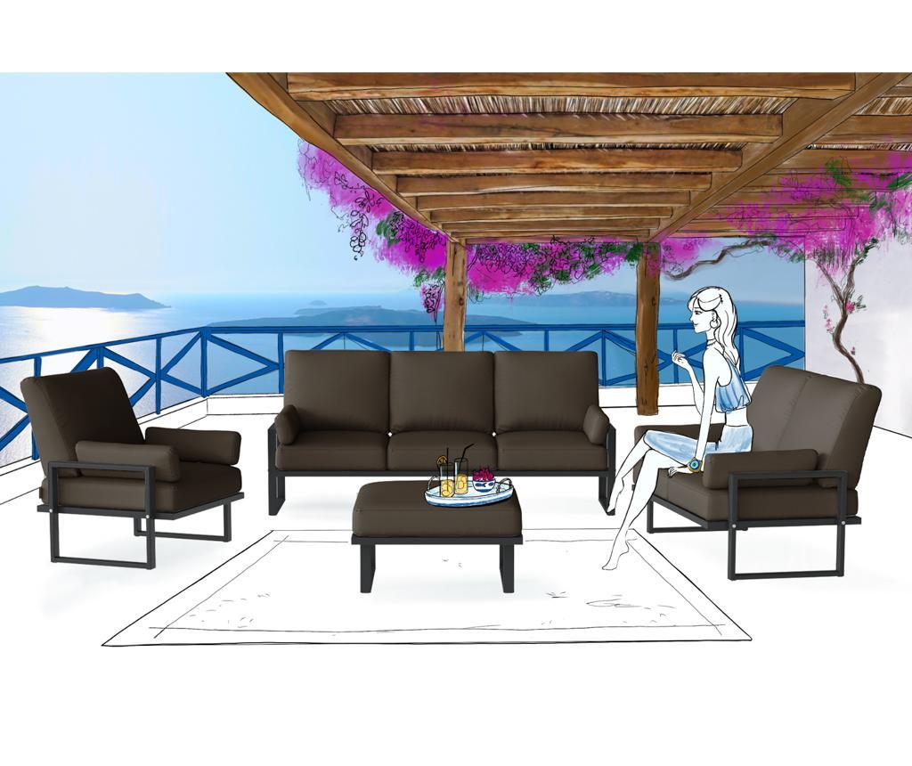 Stolica za vanjski prostor Mark Taupe