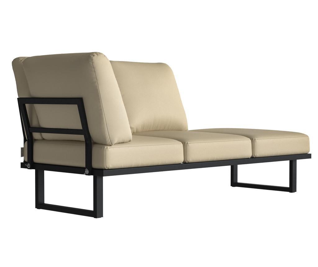 Sklopiva stolica za vanjski prostor Mark Beige