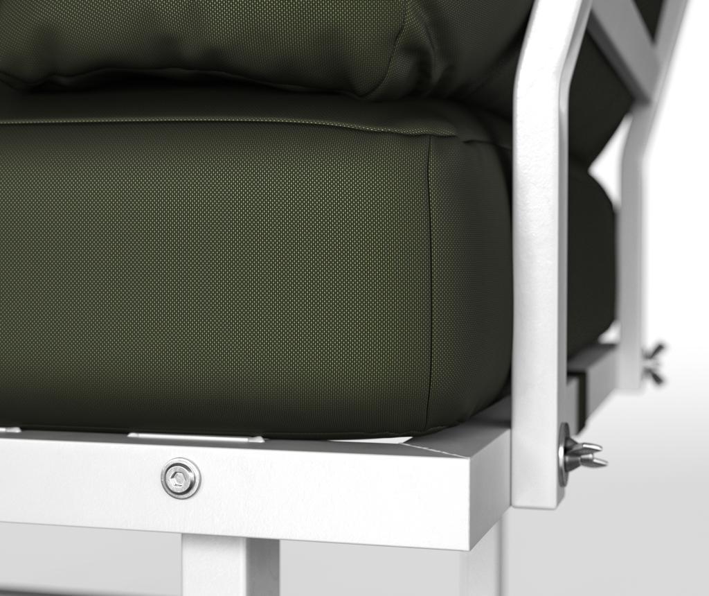 Sklopiva stolica za vanjski prostor Marks Olive