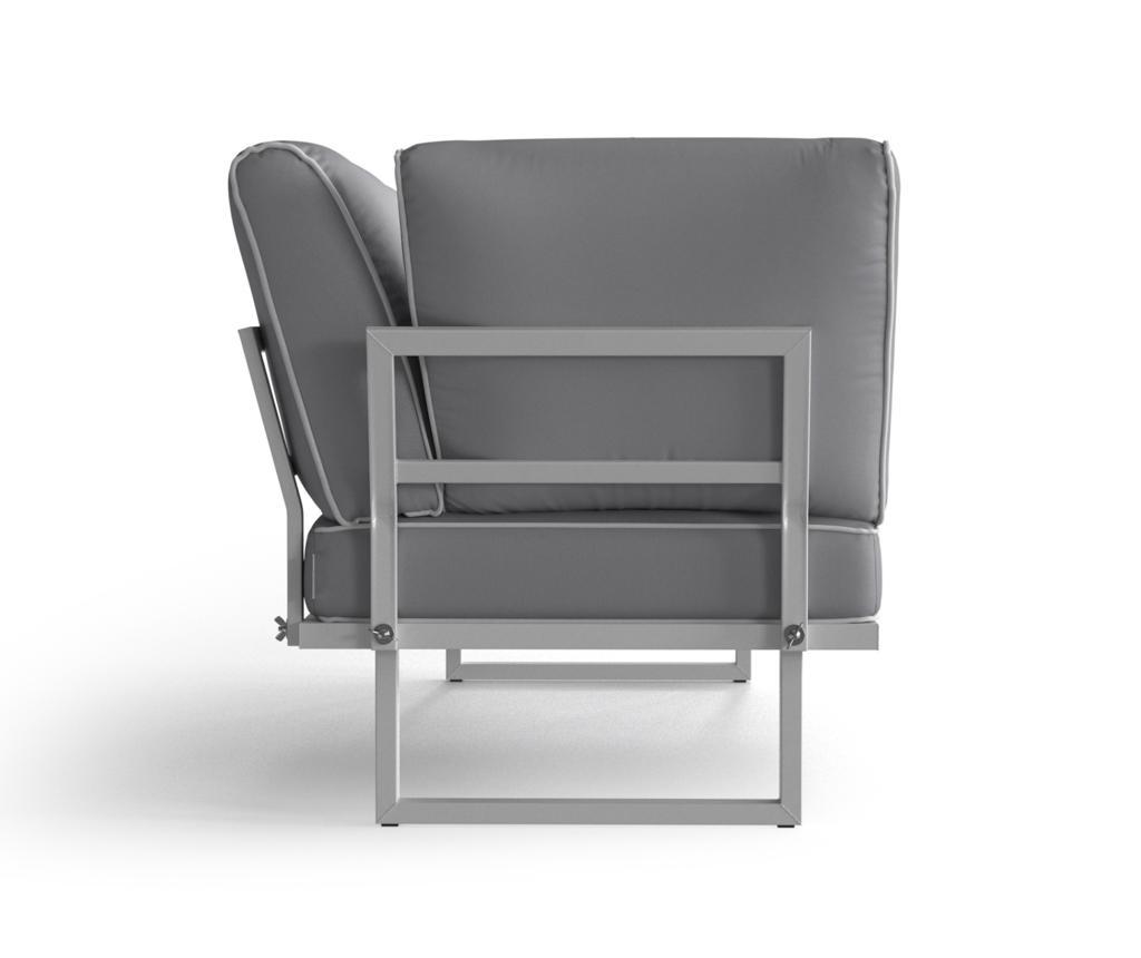 Sklopiva stolica za vanjski prostor Marco Grey