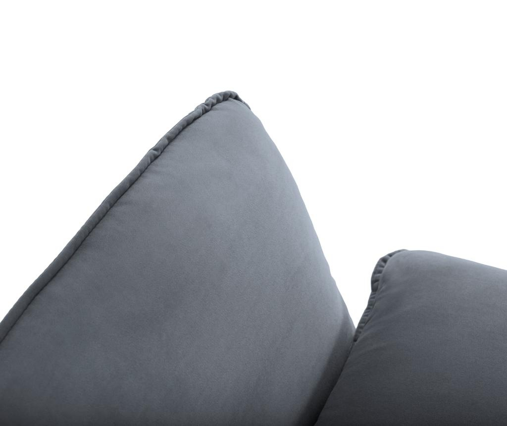 Coltar stanga Vienna Grey
