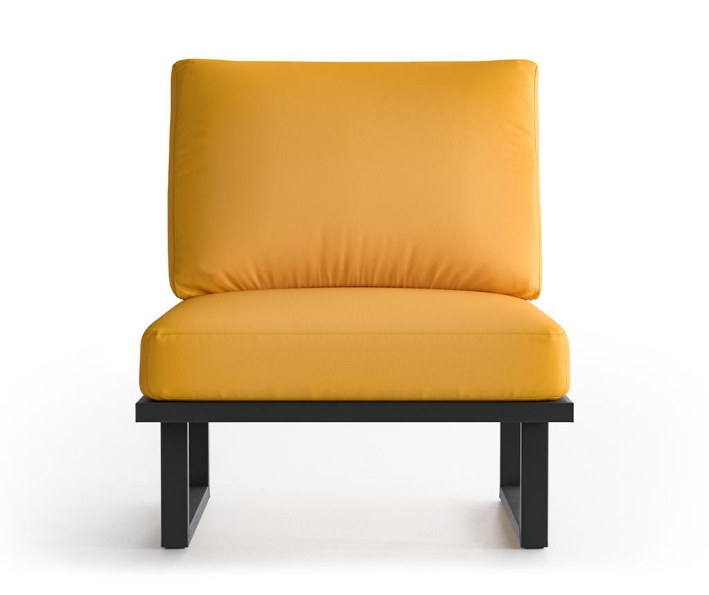 Stolica za vanjski prostor Sam Yellow