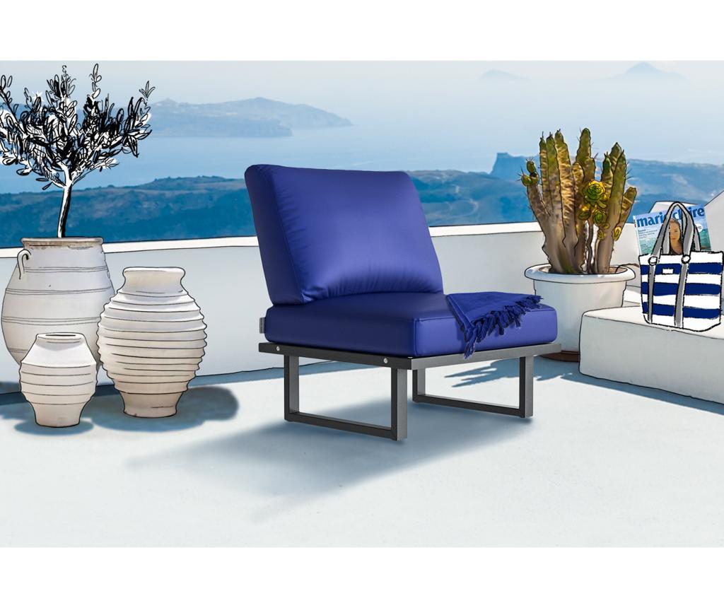 Stolica za vanjski prostor Sam Royal Blue