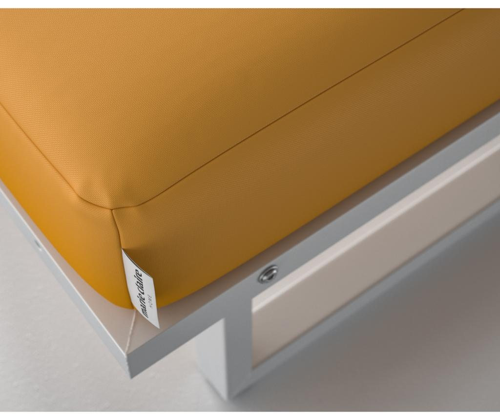 Stolica za vanjski prostor Samo Yellow