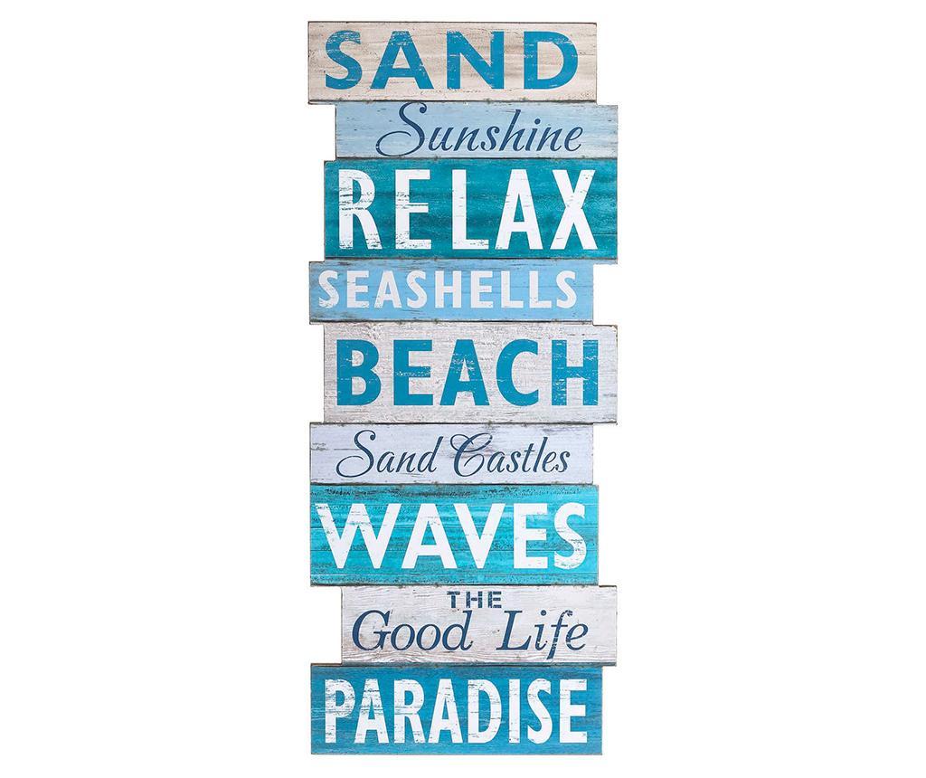 Decoratiune de perete Beach