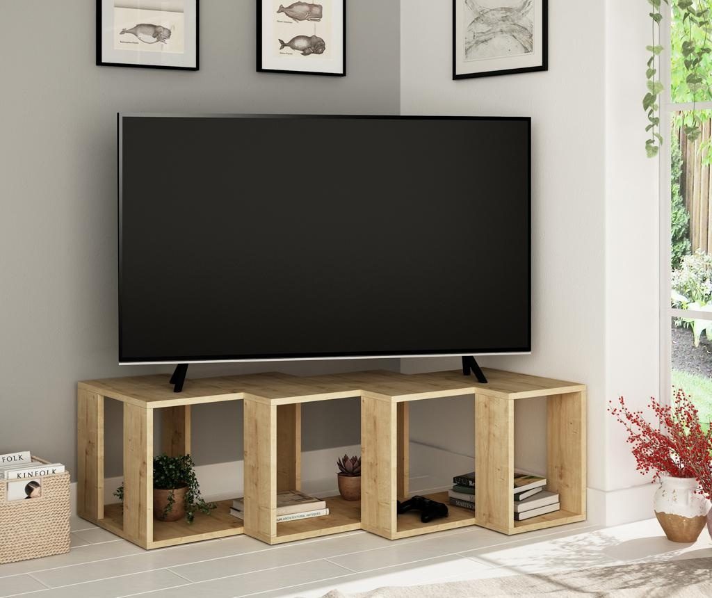 Comoda TV Cons Extra Oak