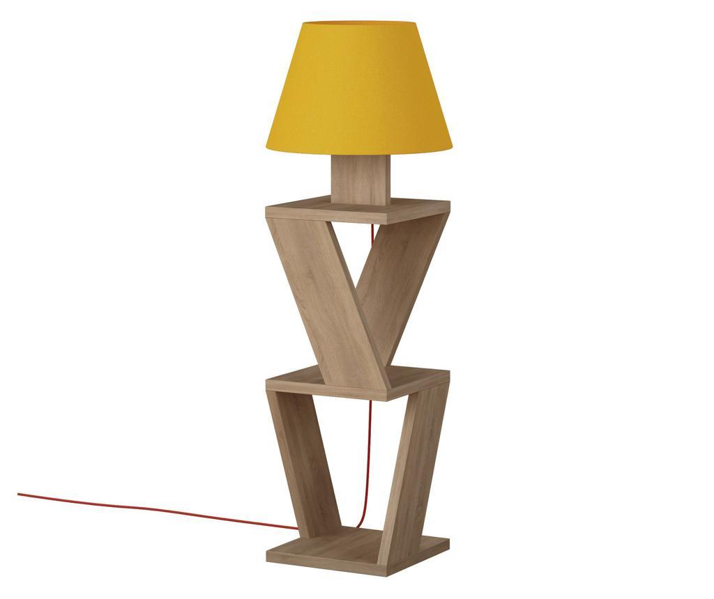 Talna svetilka Matty Oak Yellow