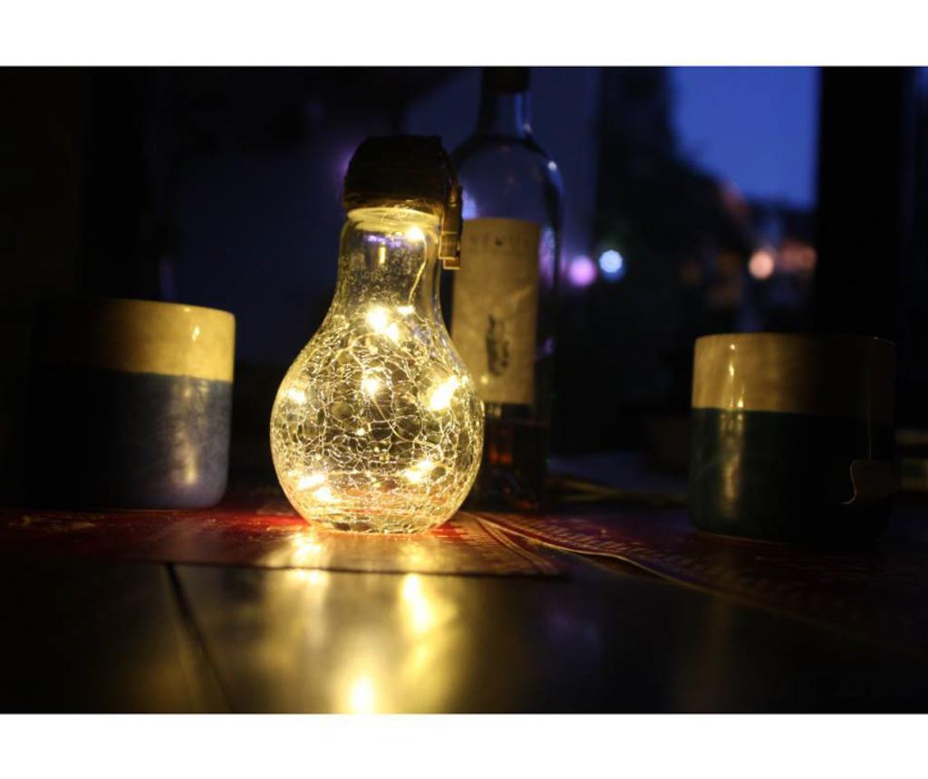 Lampa solara Crack Edisun