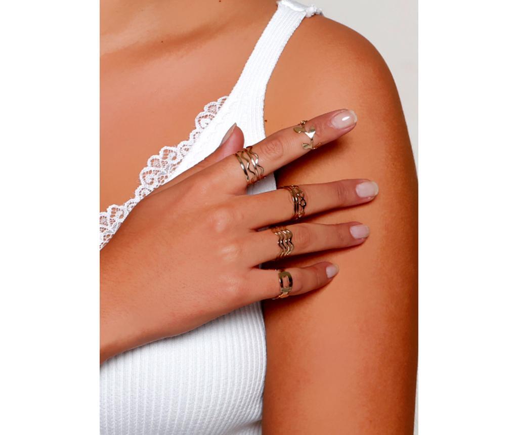 Coata 5 db Gyűrű