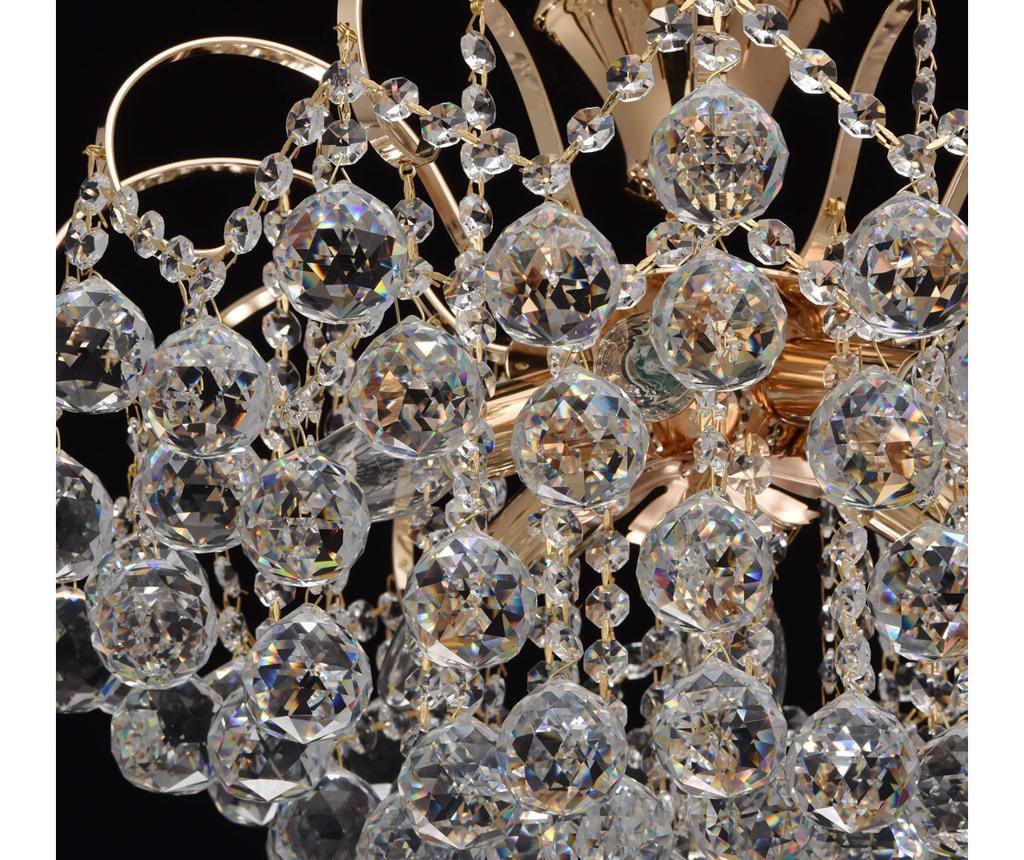 Stropna svetilka Pearl Gold
