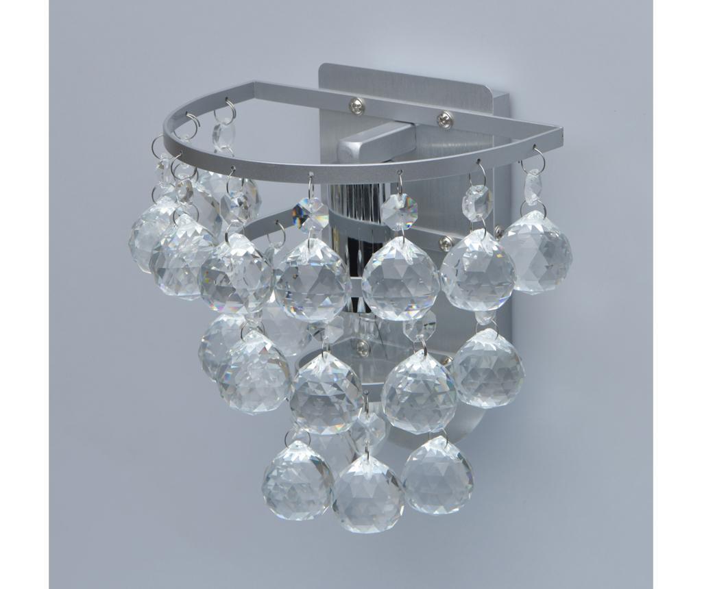 Aplica de perete Venezia Cluster Silver