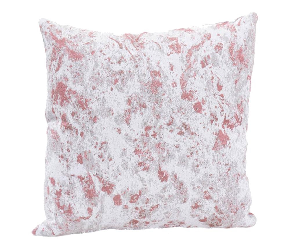 Perna decorativa Washed Pink 45x45 cm