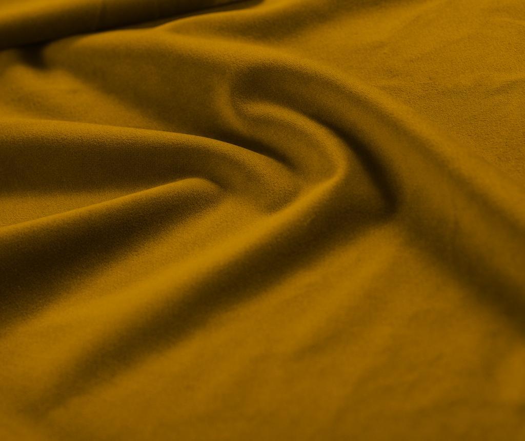 Kanapa trzyosobowa Gravity Yellow