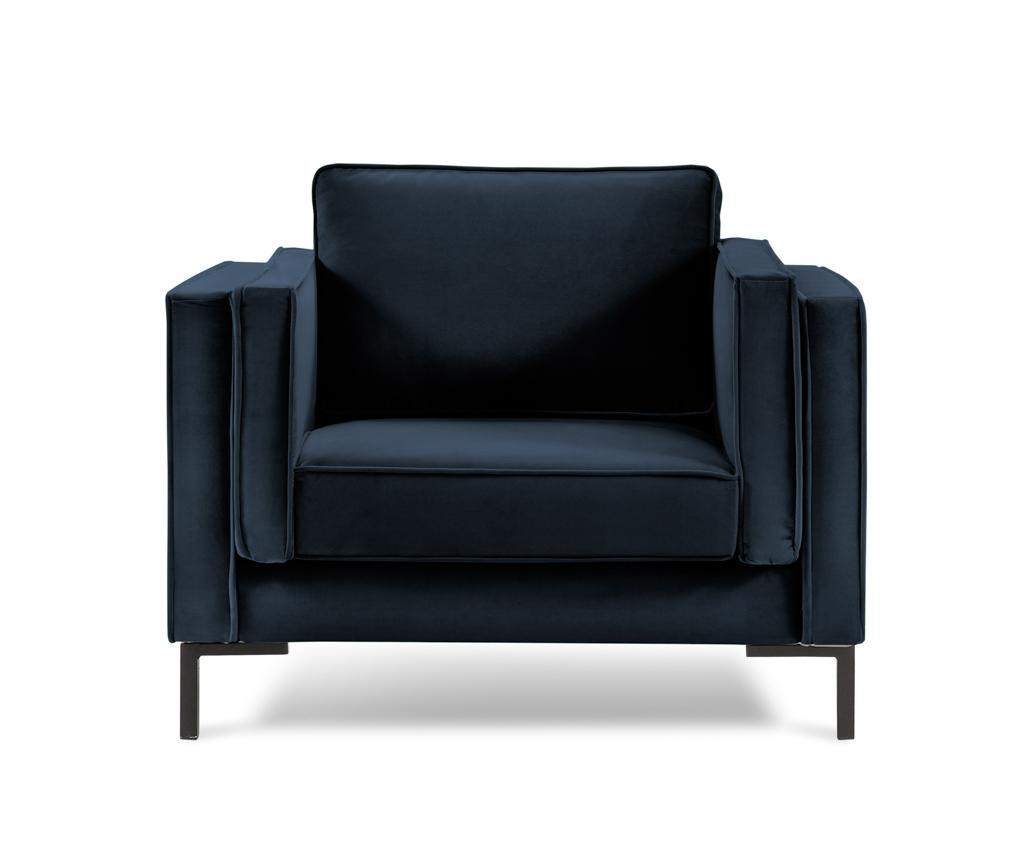Luis Dark Blue Fotel