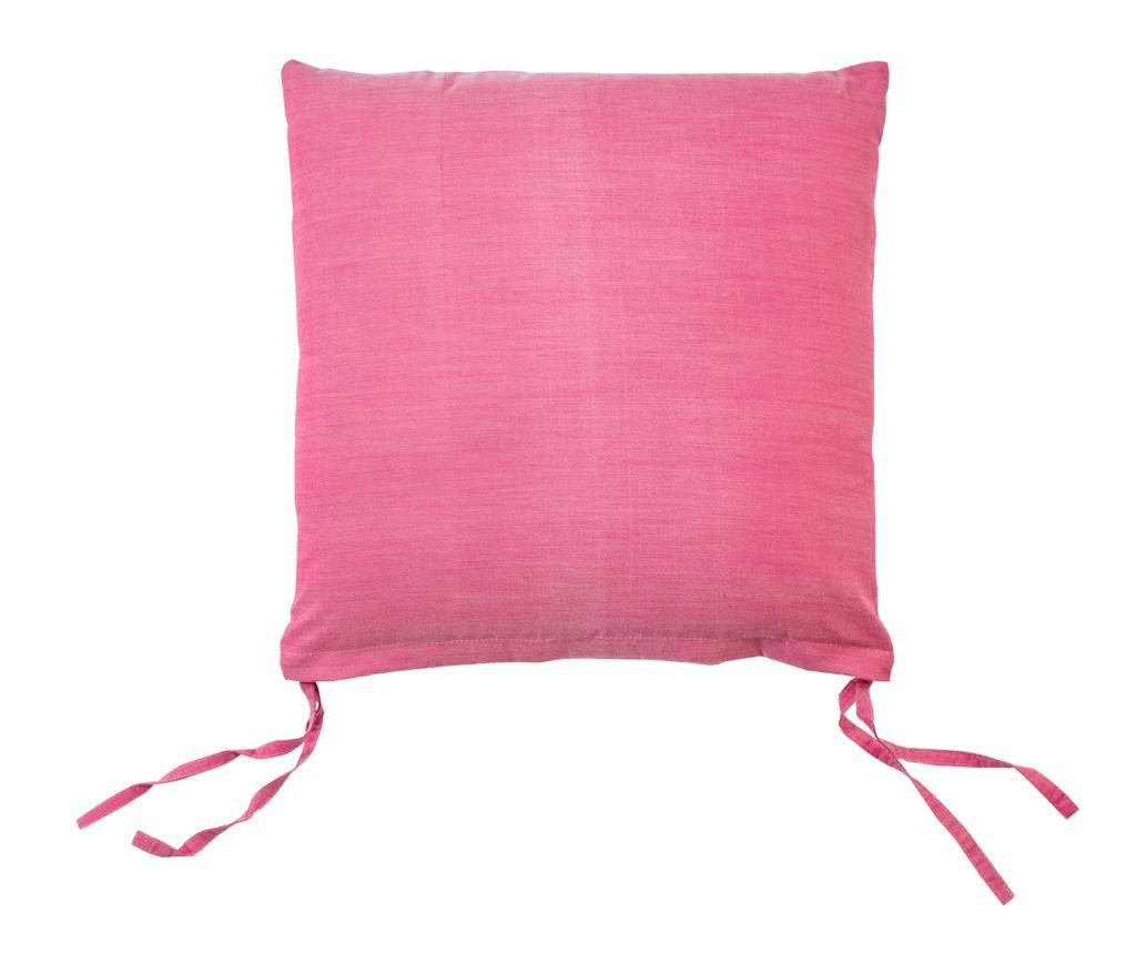 Jastuk za sjedalo Kate Pink 40x40 cm