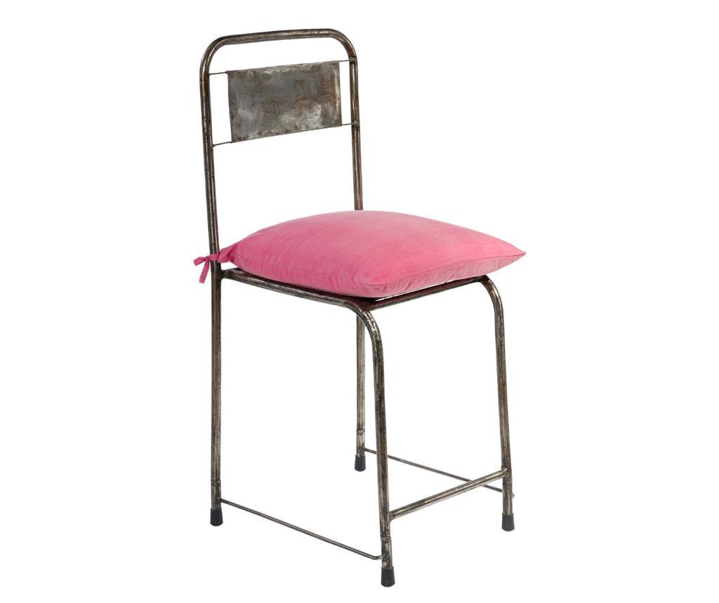 Vankúš na sedenie Kate Pink 40x40 cm
