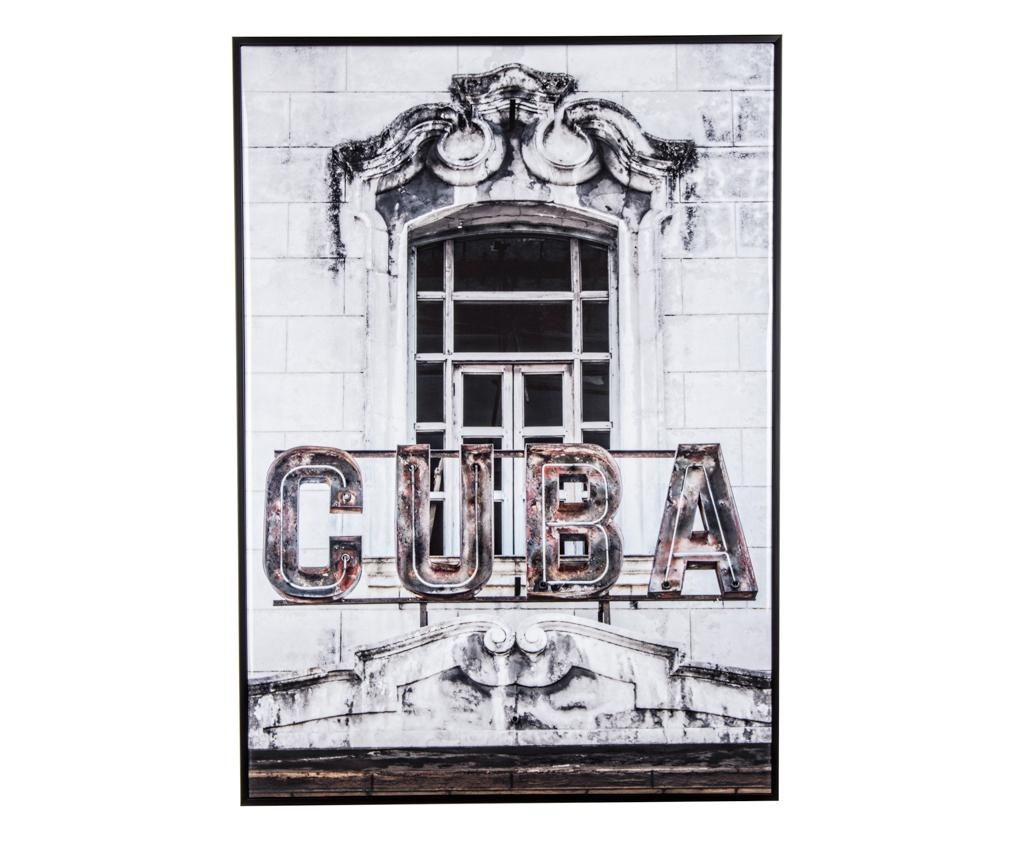 Tablou Cuba 67x97 cm
