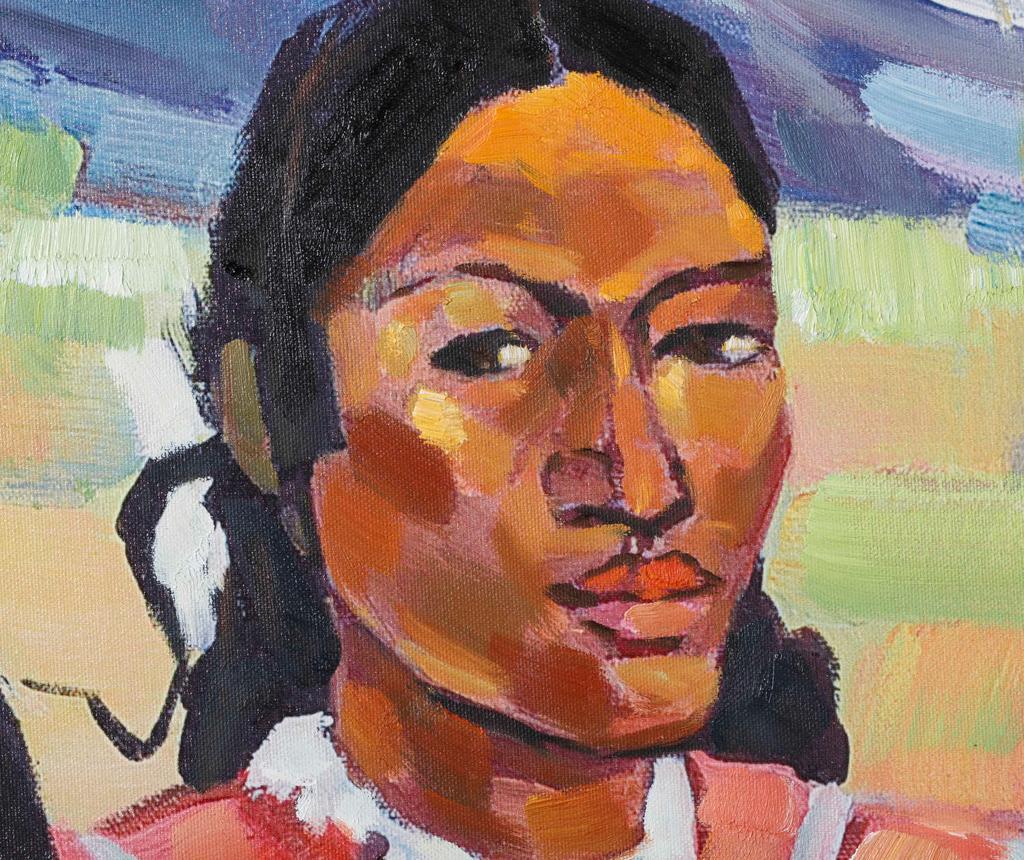 Slika Women 76.2x102 cm