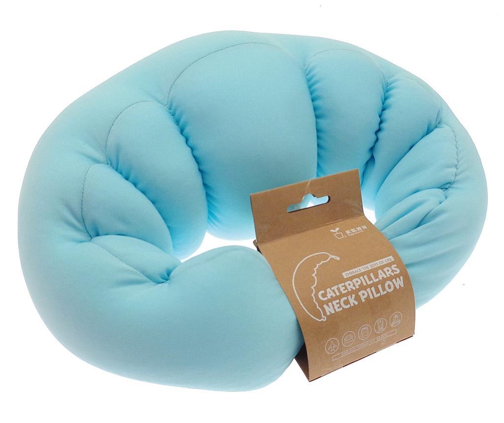 Perna pentru gat Caterpillar Light Blue