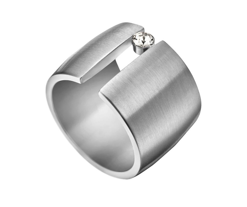 Prstan Esprit Fashion Silver Tone 17 mm
