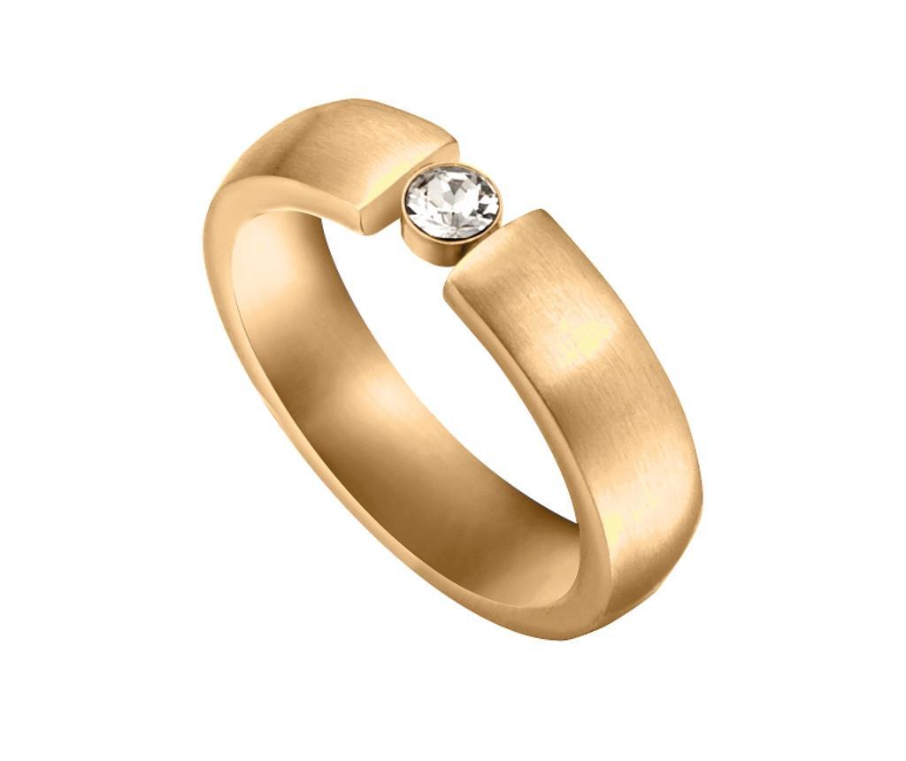 Inel Esprit Craving Gold Tone 18 mm