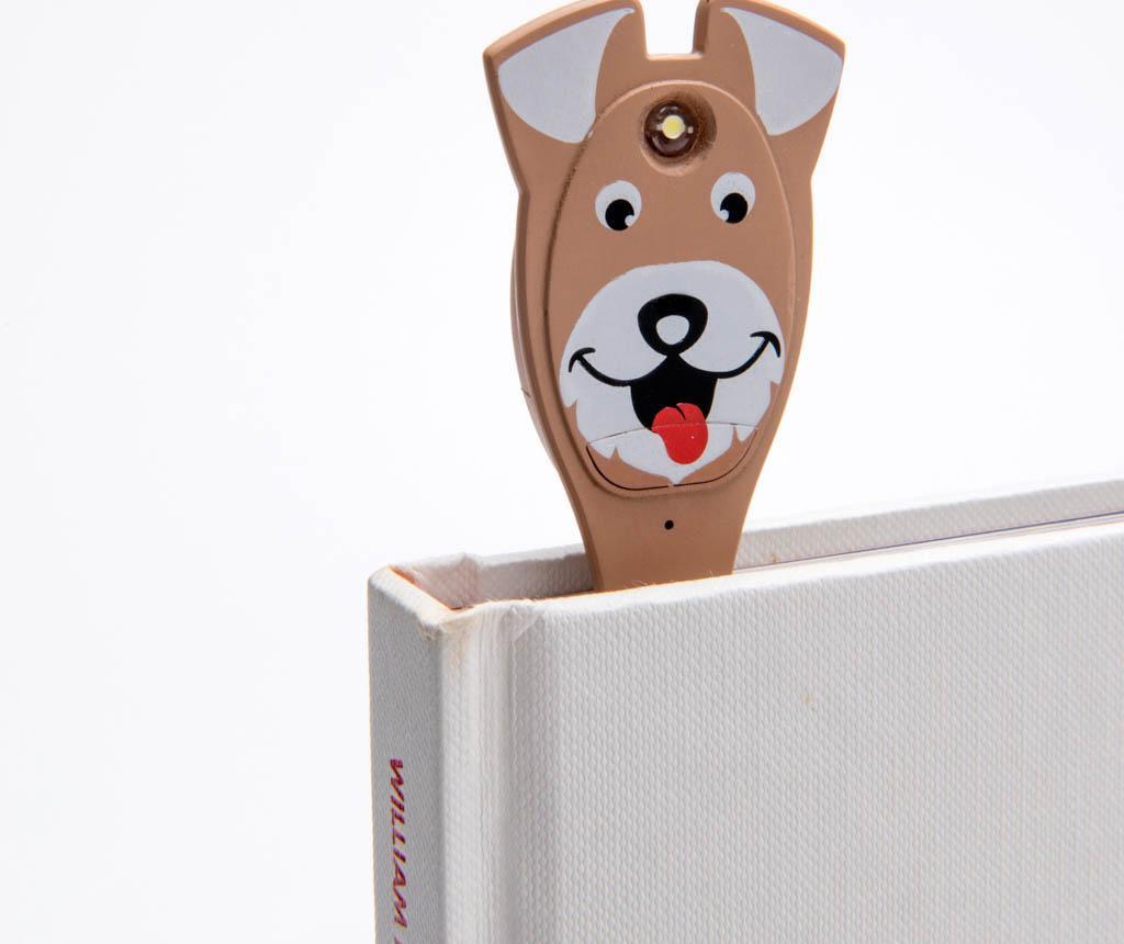 Lampa pentru carte Flexilight Pals Dog
