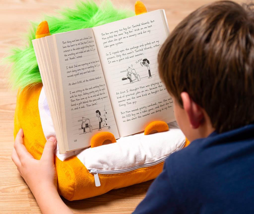 Bookmonster Deluxe Luca Könyvtámasz
