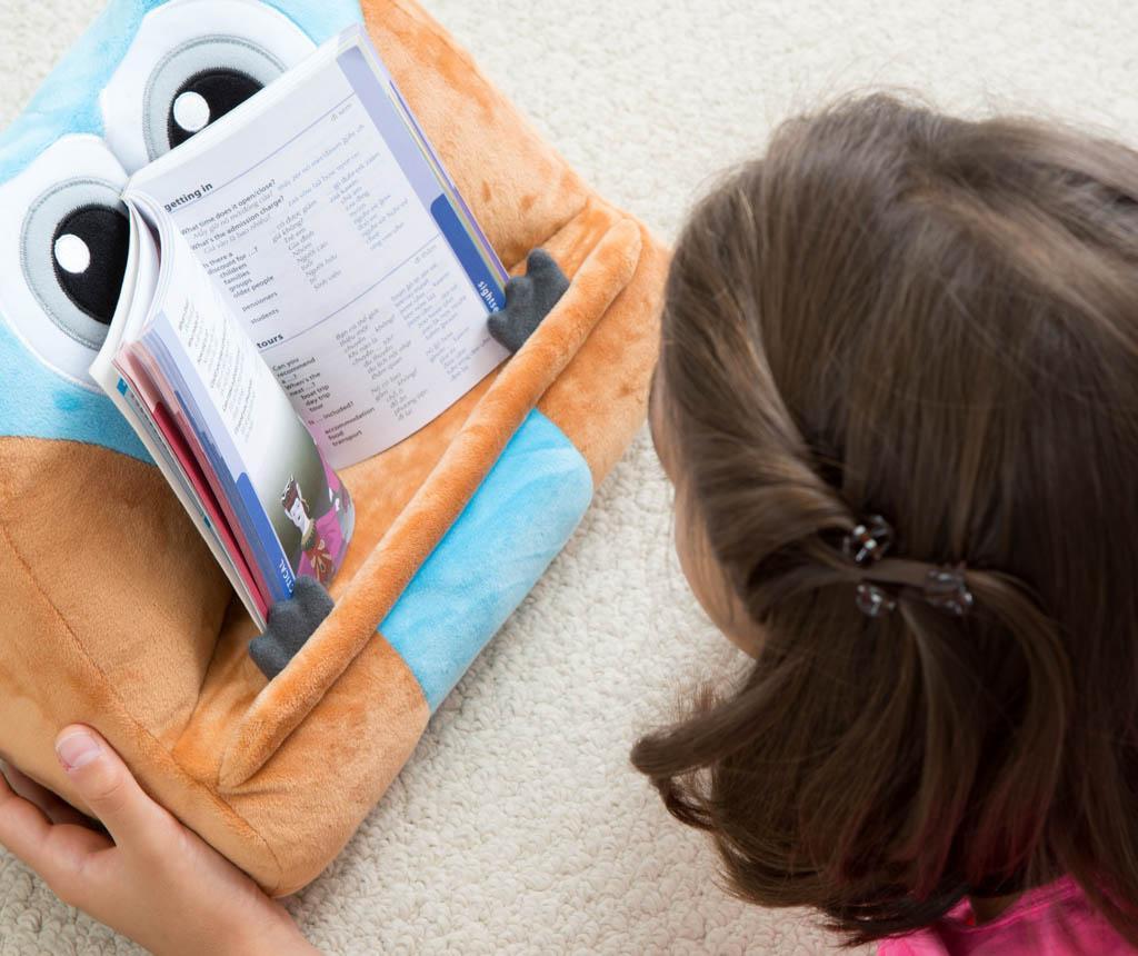 Suport de carti Cuddly Reader - Owliver