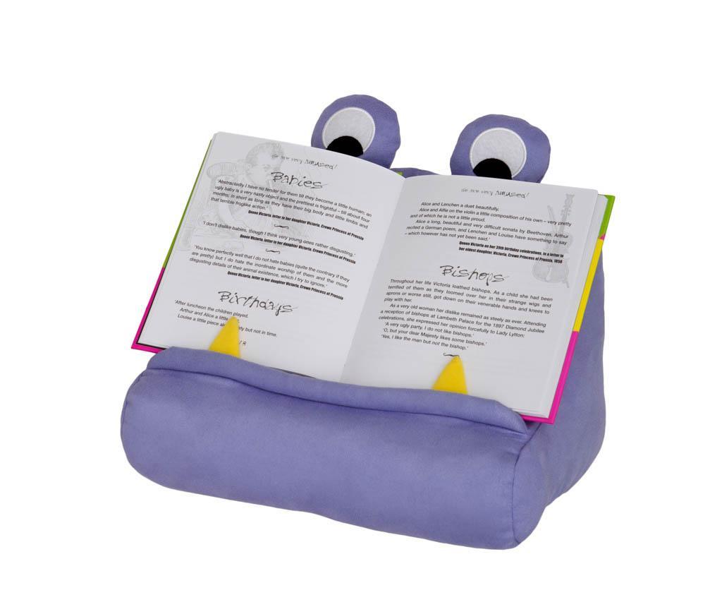 Suport de carti Bookmonster Purple