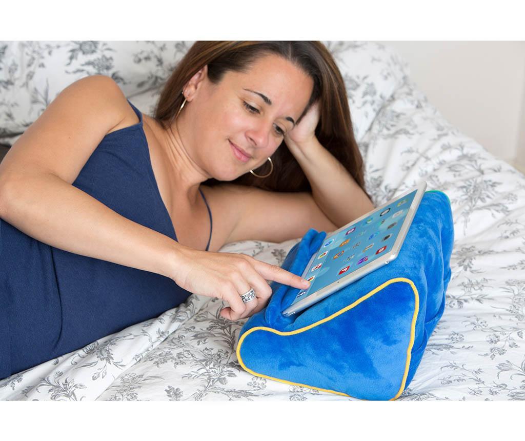 Suport de carti Book Couch Blue