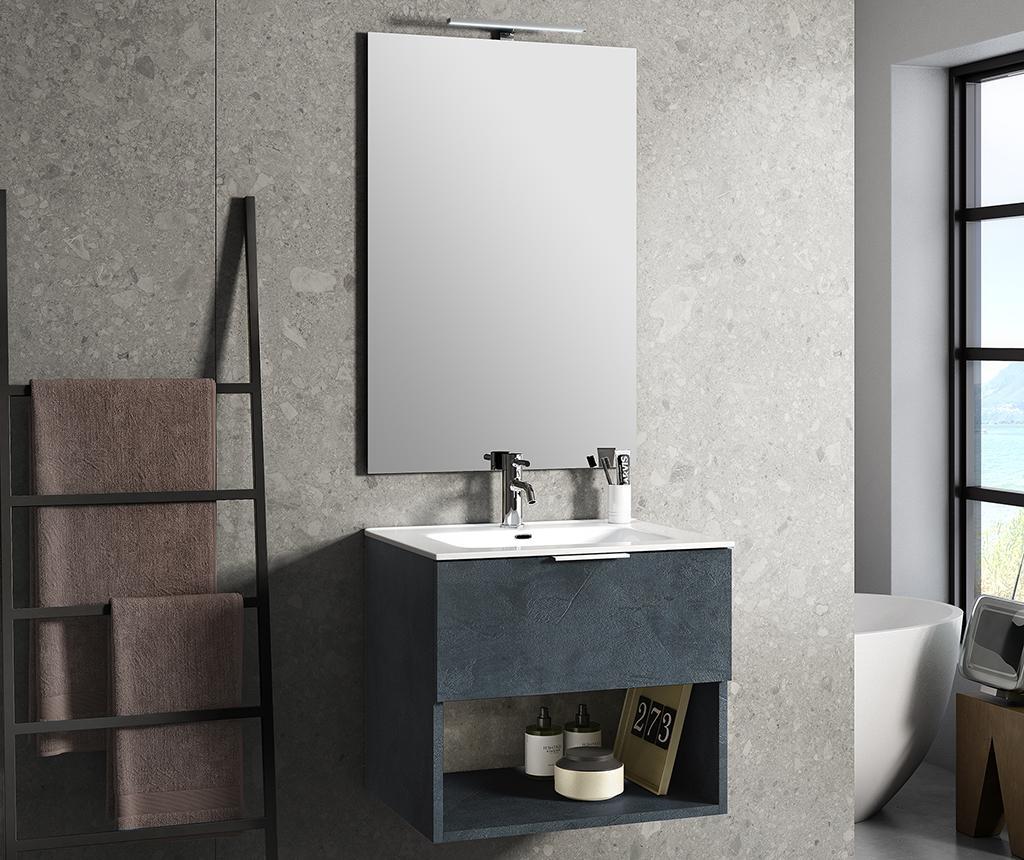 4-dijelni set namještaja za kupaonicu One Blue