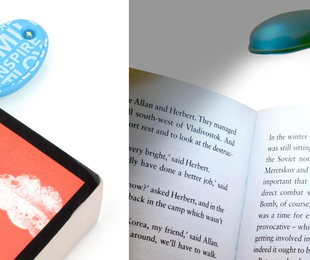 Lampa pentru carte Flexilight Penguin