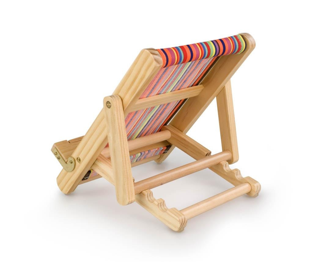 Suport de carti Deckchair Bookchair Classic Multistripe