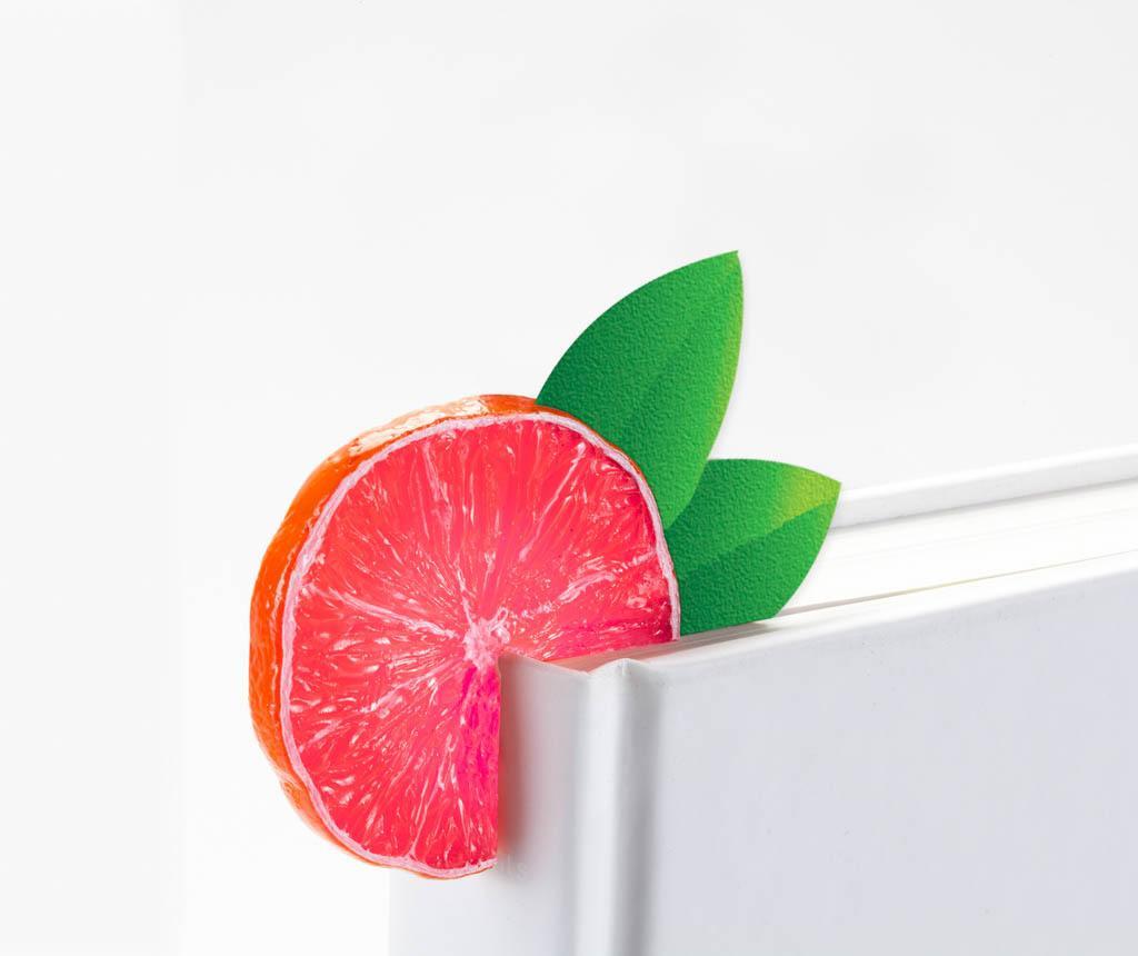 Semn de carte Fruitmark Grapefruit