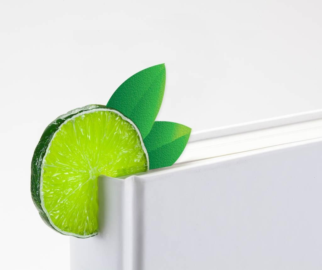 Semn de carte Fruitmark Lime