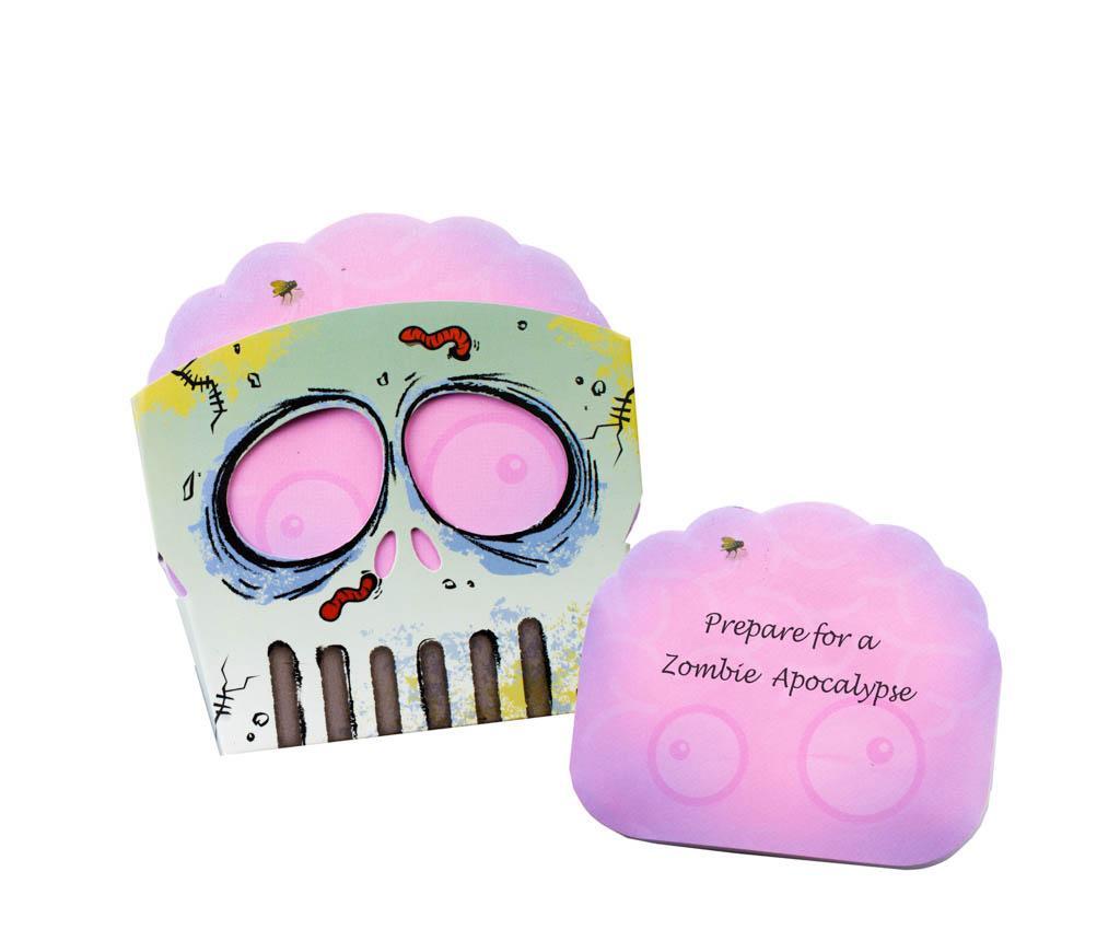 Mr Skull Zombie Öntapadó jegyzettömb