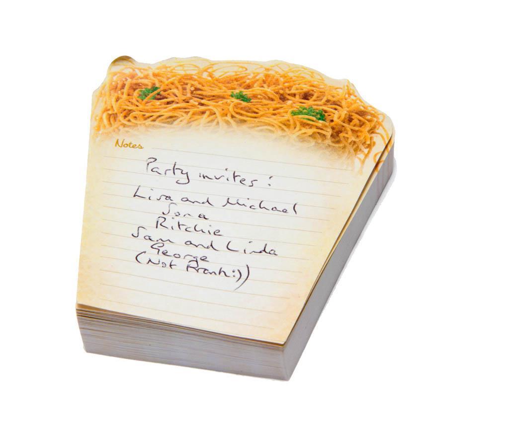 Noodle Notes Öntapadó jegyzettömb