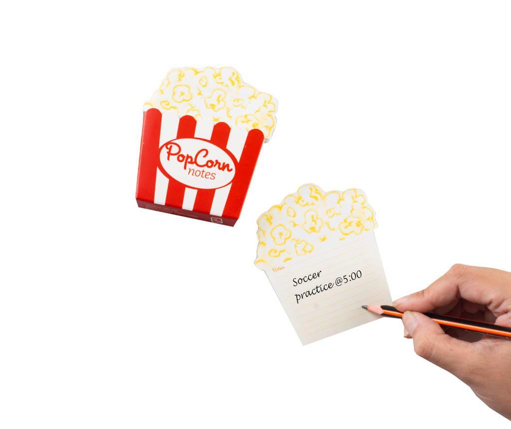 Popcorn notes Öntapadó jegyzettömb