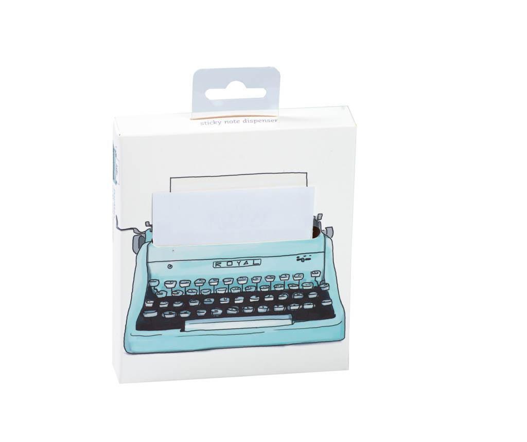 Popnotes Typewriter Öntapadó jegyzettömb