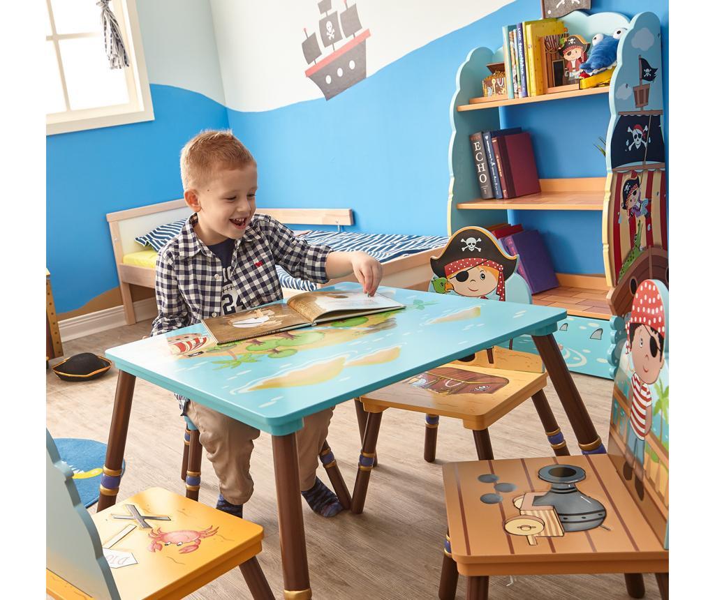 Masa pentru copii Pirate Island