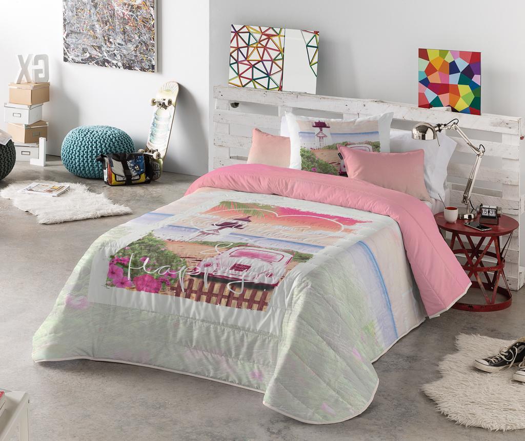 Set s posteljnim pregrinjalom Single Extra Celia Unico