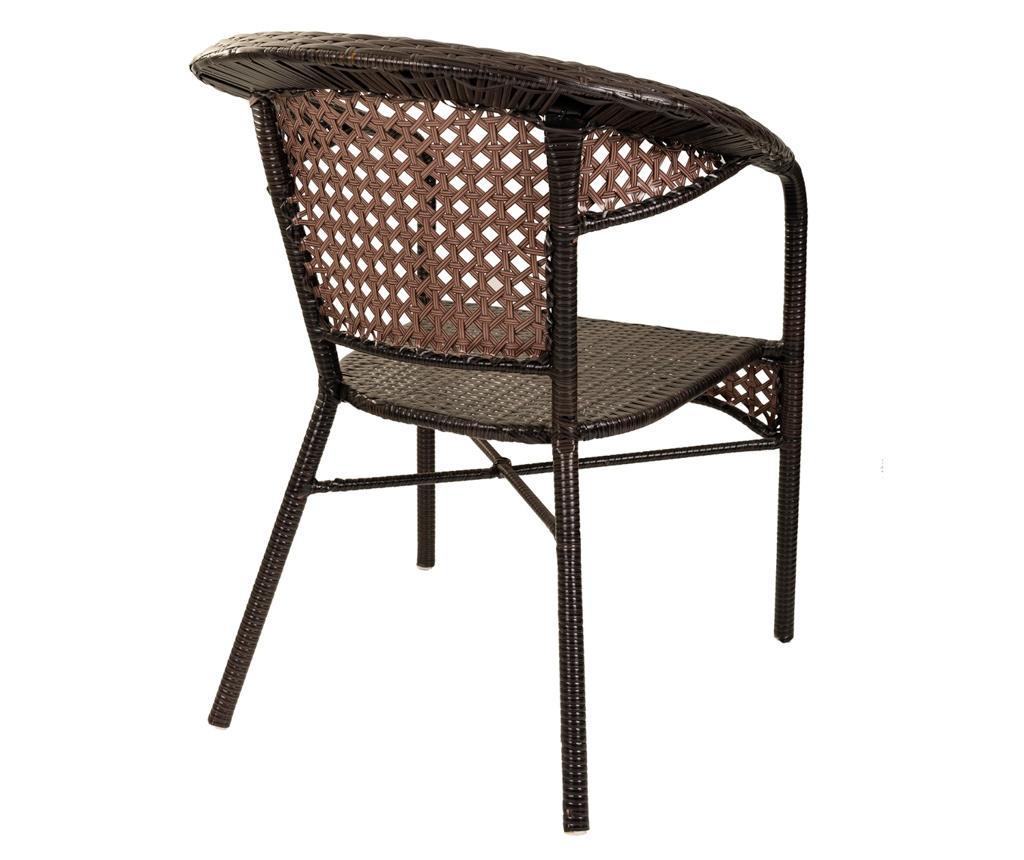 Set masuta si 4 scaune pentru exterior Elice