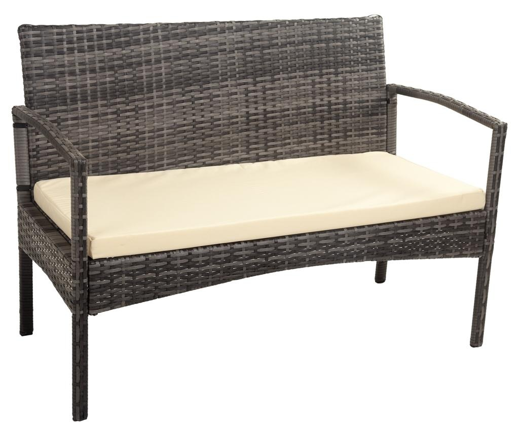 Canapea de exterior Ramy  Grey