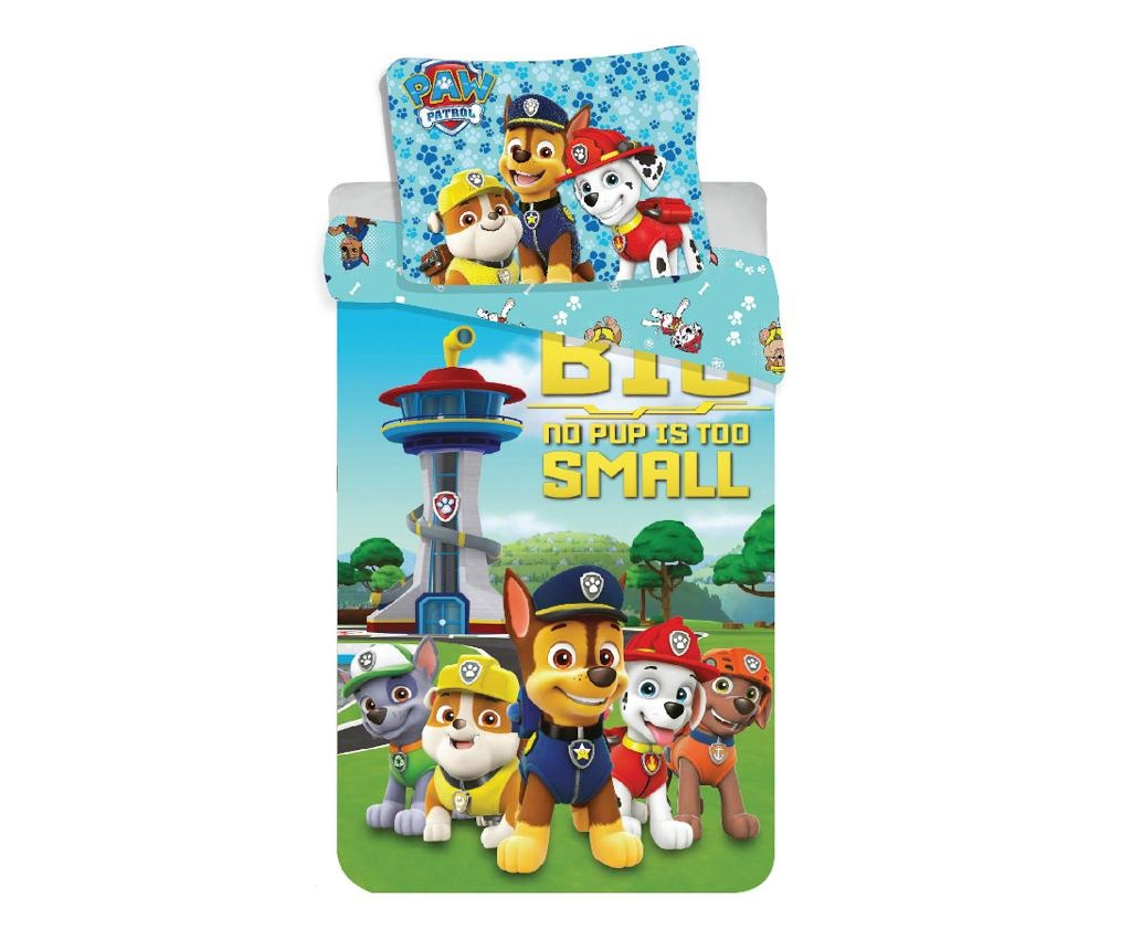Posteljina Single Paw Patrol