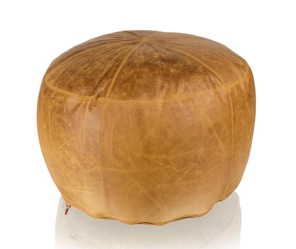 Puf Woodland Tan