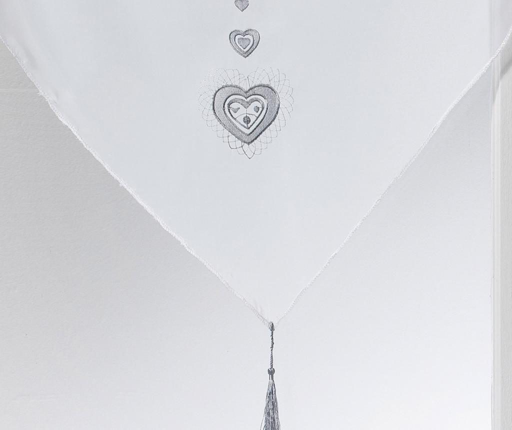 Esprit Love 2 db Függöny 60x90 cm