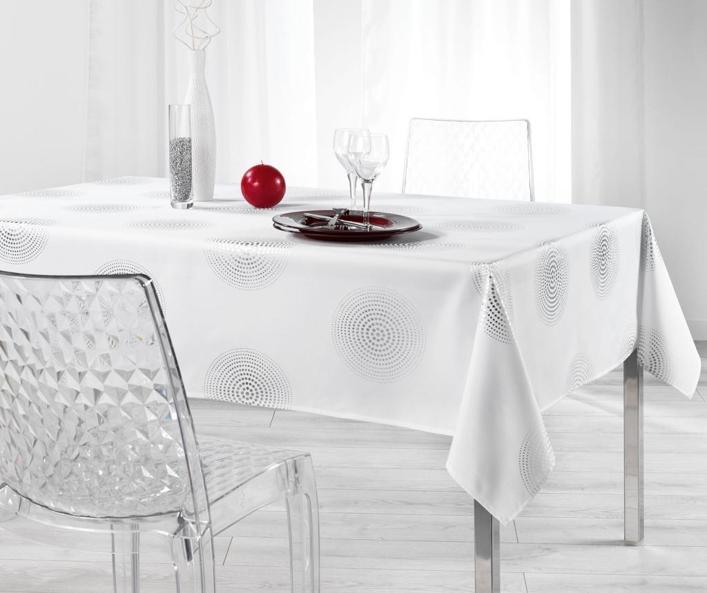 Atome White Asztalterítő 150x240 cm