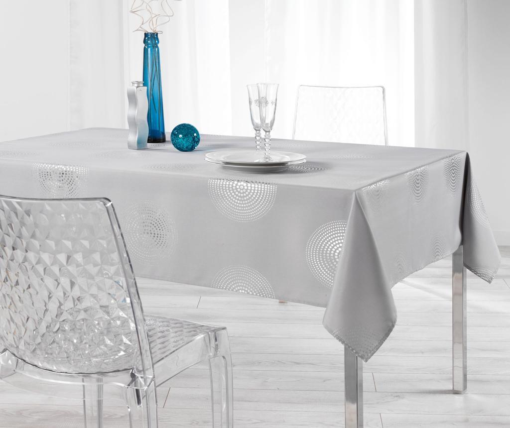 Atome Grey Asztalterítő 150x300 cm