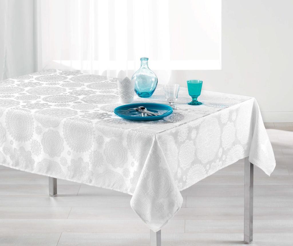 Rose Des Vents White Asztalterítő 140x300 cm